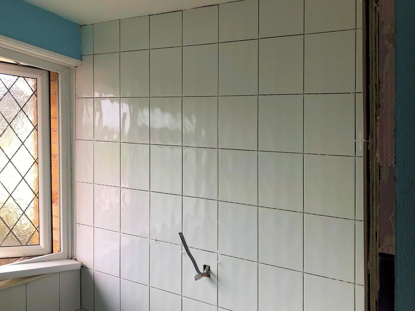 Tiling full height